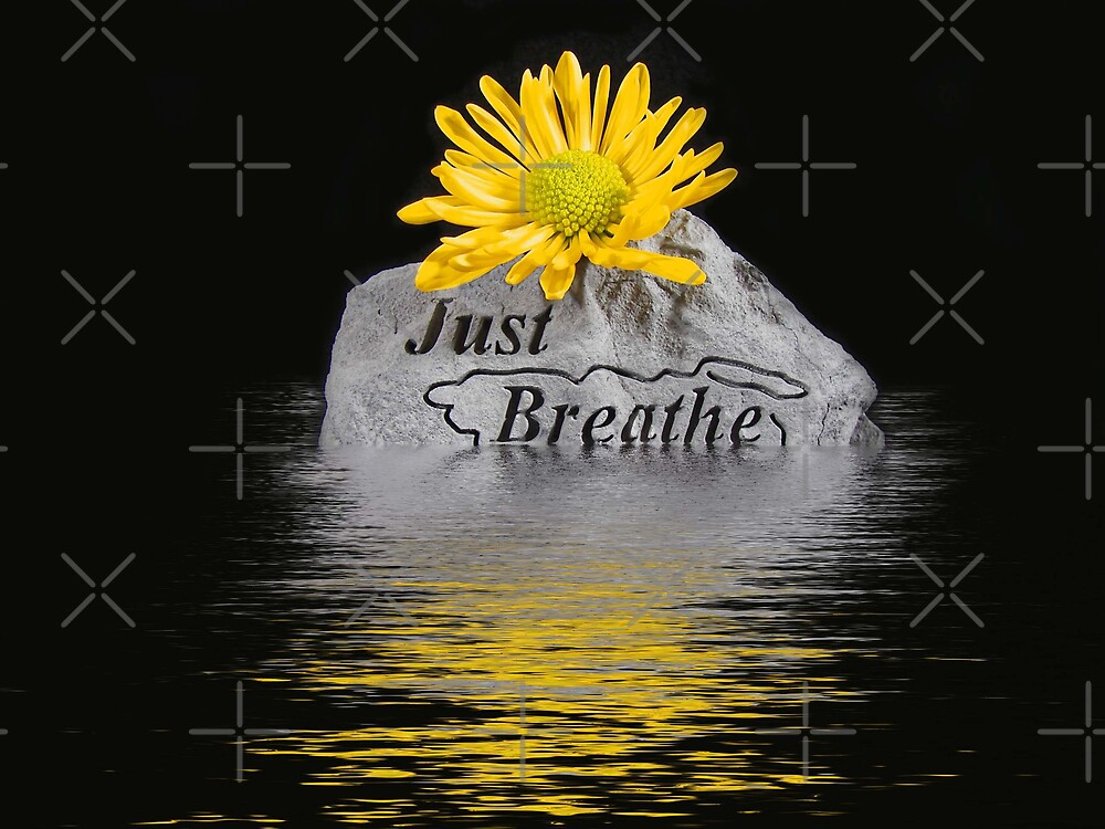 Breathe! by Maria Dryfhout