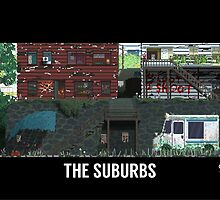 The Last Of Us Demastered - The Suburbs by Christian Geldart
