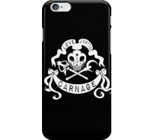 Love, Justice, CARNAGE iPhone Case/Skin