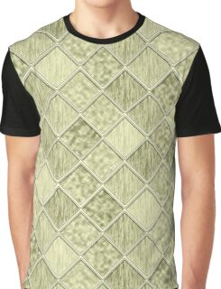 Colorful Seamless Rectangular Geometric Pattern III Graphic T-Shirt