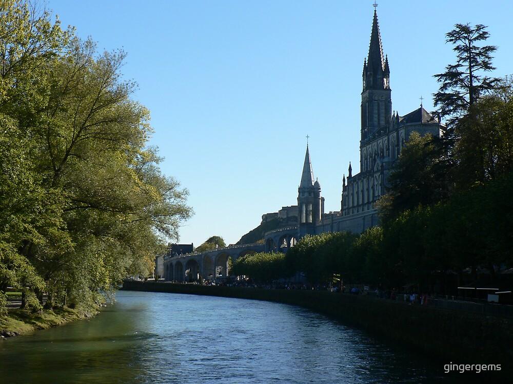 Lourdes by gingergems