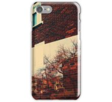 Late Autumn Urban Scene iPhone Case/Skin