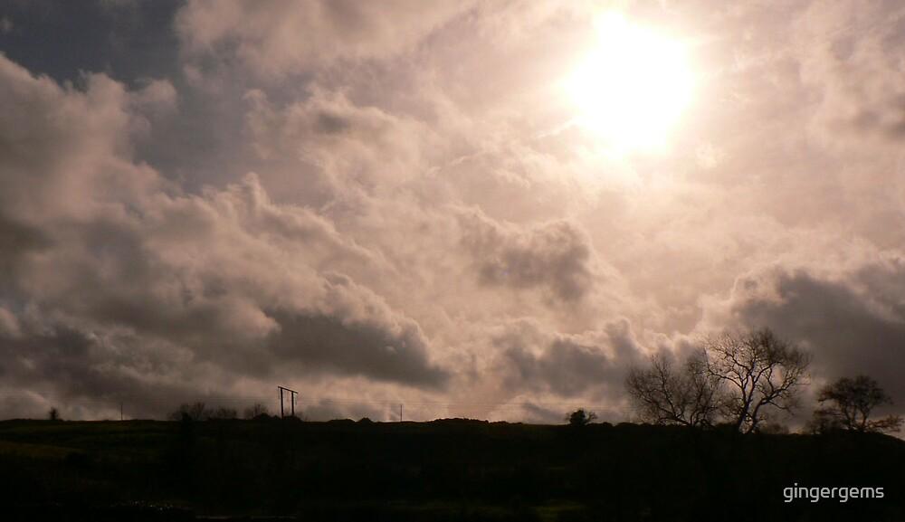 Irish countryside by gingergems