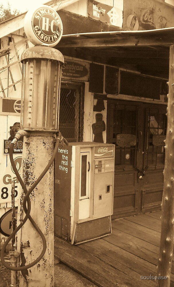 gaspump by soulsease