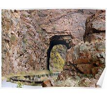 Gilman Tunnels New Mexico Poster