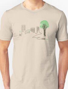 Raw Material T-Shirt