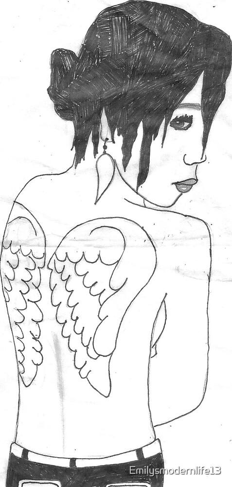 Girl by Emilysmodernlife13