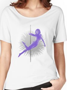 Pole Girl Women's Relaxed Fit T-Shirt