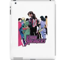 Young Avengers, I iPad Case/Skin