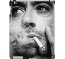 Robert Downey Jr. Digital Portrait iPad Case/Skin