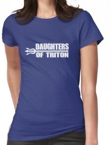 Daughters of Triton Womens Fitted T-Shirt