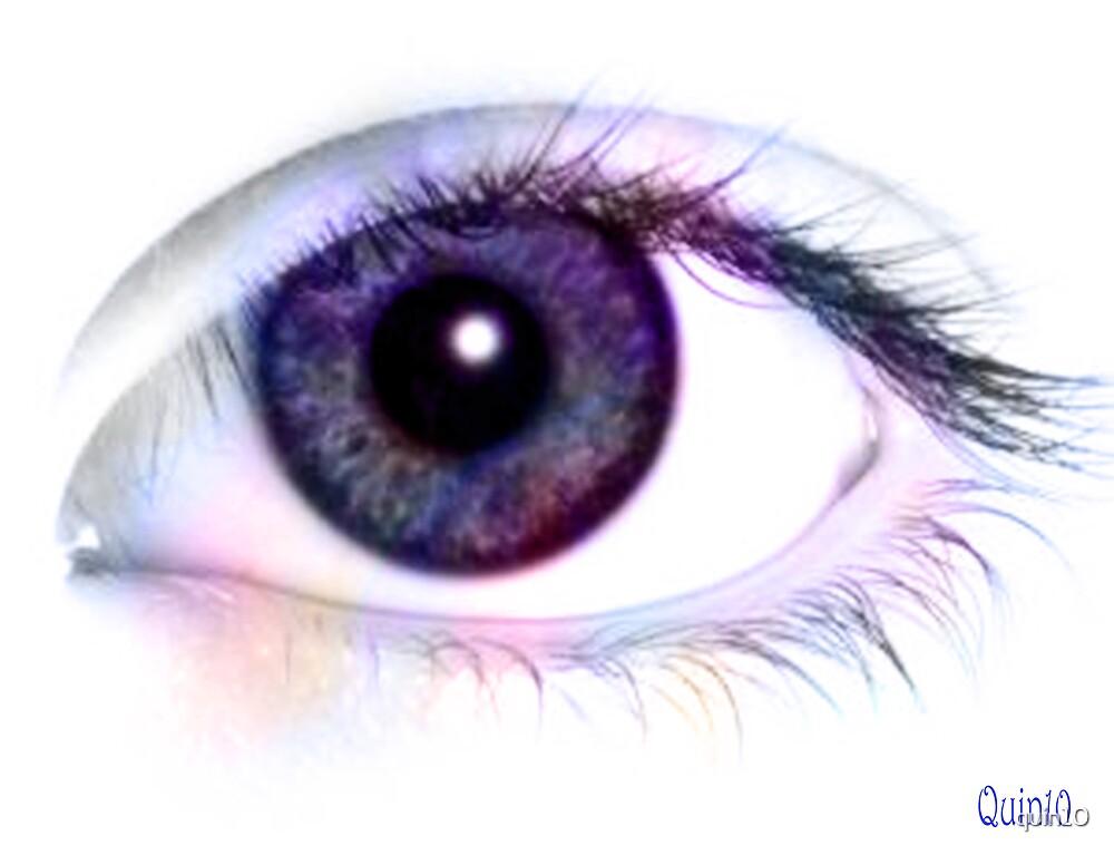 Soft Eye by quin10