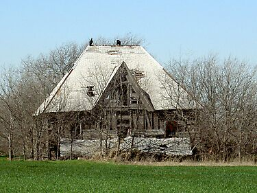 THE OLD HOMESTEAD! by DarrellMoseley