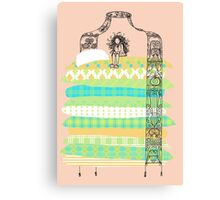 Another Princess, Another Pea Canvas Print
