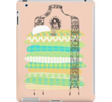 Another Princess, Another Pea iPad Case/Skin