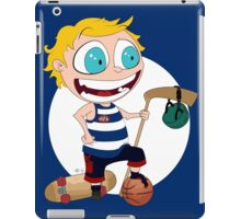 Sport star iPad Case/Skin