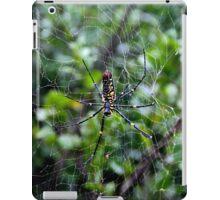 The Exotic Spider III - Hong Kong. iPad Case/Skin