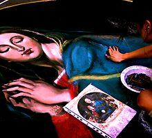 Street Artist by jerry  alcantara