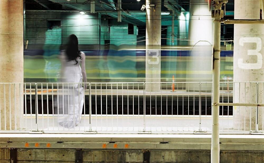 Platform 3 by Cliff Vestergaard