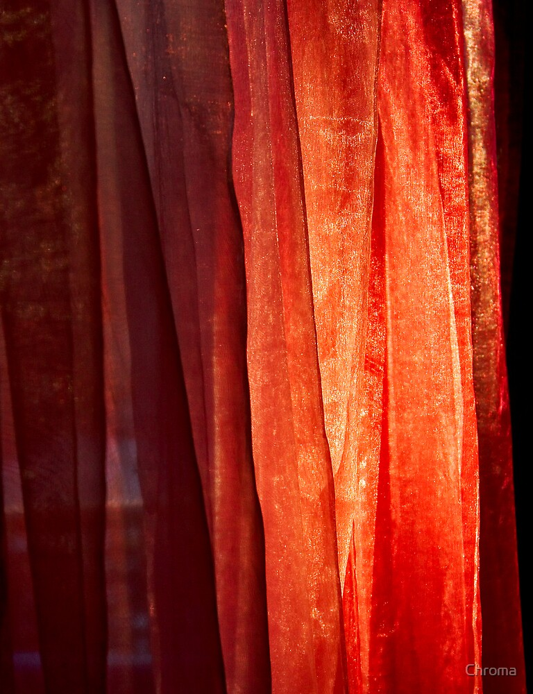Curtain of Fire by Chroma