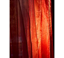 Curtain of Fire Photographic Print