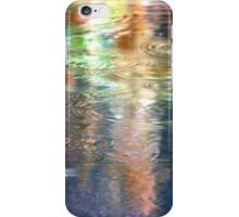 Raindrops and Ripples iPhone Case/Skin