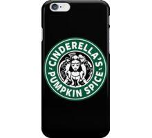 Cinderella's Pumpkin Spice iPhone Case/Skin