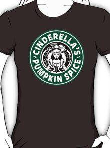 Cinderella's Pumpkin Spice T-Shirt