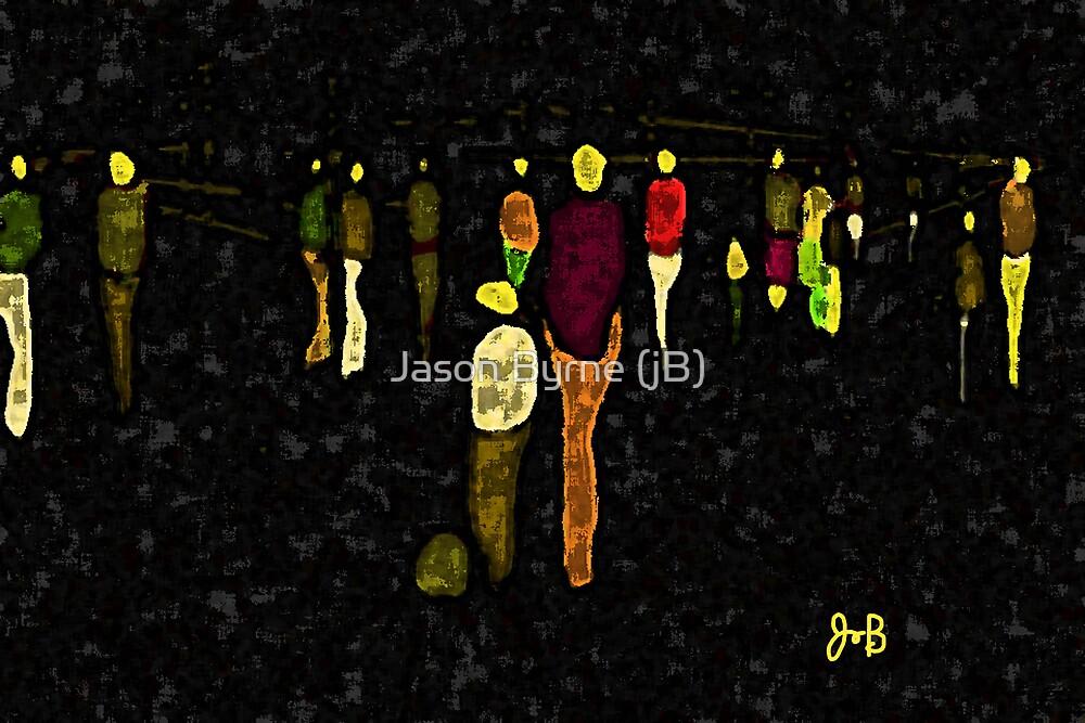 MEETING PLACE by Jason Byrne (jB)