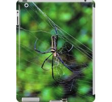 The Exotic Spider IV - Hong Kong. iPad Case/Skin