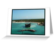 The Flying Dutchman 2 Greeting Card