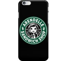 Arendelle Sandwich Shop iPhone Case/Skin