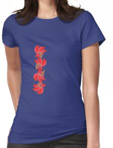 Tulips - Tee Womens Fitted T-Shirt