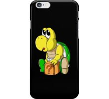 Poopa Troopa (boy) iPhone Case/Skin