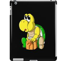Poopa Troopa (boy) iPad Case/Skin