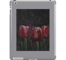 Saucy Tulips iPad Case/Skin