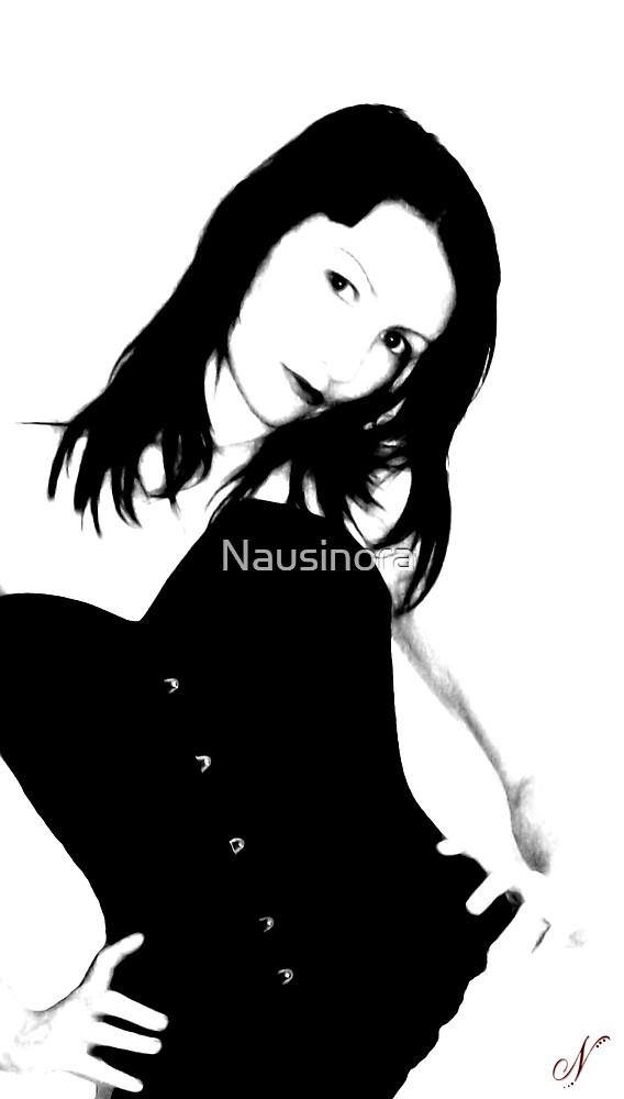 Cheeky Grrrl by Nausinora