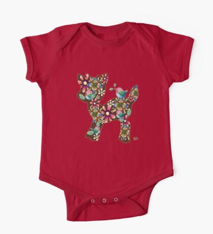Deer Friends Kids Clothes