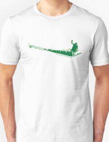 The Zen of Slacklining T-Shirt