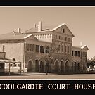 Coolgardie Court House by Daniel Fitzgerald