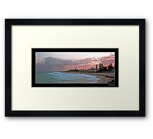 cottesloe Framed Print