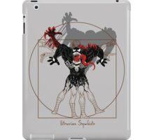 Vitruvian Symbiote iPad Case/Skin