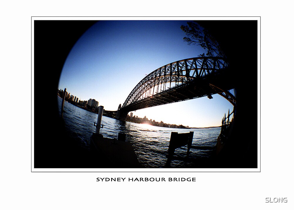 sydney harbour by SLONG