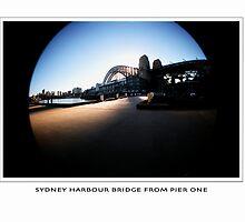 sydney harbour pier 1 by SLONG