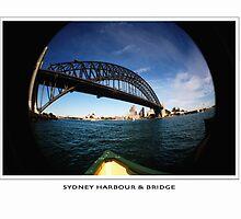 sydney harbour bridge by SLONG