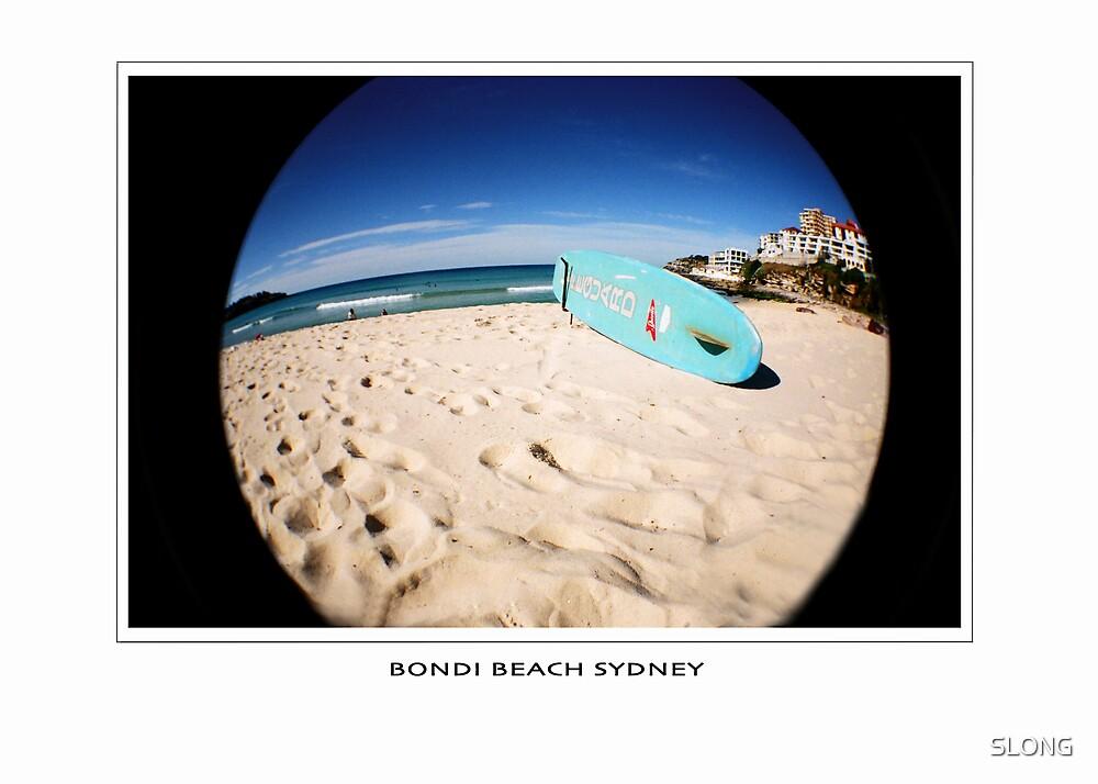 bondi beach sydney by SLONG