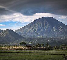 Volcán San Cristóbal, Nicaragua by Robbie Labanowski