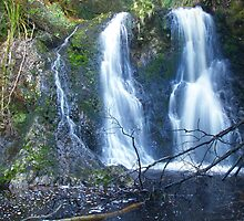 Hogarth Falls - Strachan by mick8585