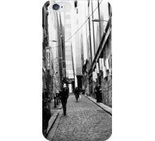 Hosier Lane, Melbourne iPhone Case/Skin