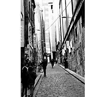 Hosier Lane, Melbourne Photographic Print
